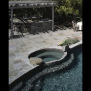 Pennsylvania Bluestone - Pool Scene